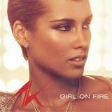 Alicia Keys Girl On Fire Cd Single Novo E  Lacrado Europeu