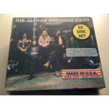 Allman Brothers Band The Fillmore Cd Lacrado Duplo Importado
