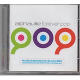 Alphaville   Forever Pop Cd Importado Novo Lacrado Remixed