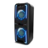 Alto-falante Philco Pcx 5501n Effects Portátil Com Bluetooth Preto 110v/220v