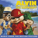 Alvin And The Chipmunks Chipwrecked Cd S n U121