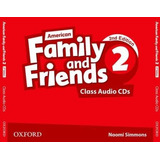 Am Family And Friends   Level 2   Class Cd   Level 3   2ª E