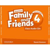 Am Family And Friends   Level 4   Class Cd   Level 3   2ª E