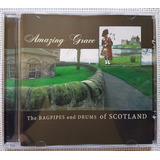 Amazing Grace The Bagpipes And Drums Of Scotland   Cd