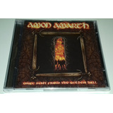 Amon Amarth   Once Sent From The Golden Hall  2cd Lacrado