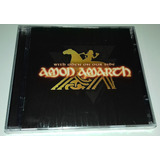Amon Amarth   With Oden On Our Side  2cd Lacrado