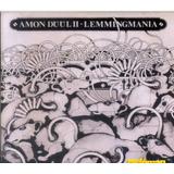 Amon Düül 1974 Lemmingmania Cd Importado