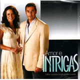 Amor E Intrigas   Rede Record   2008 cd Lacrado