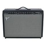 Amplificador Fender Champion Series 100 Combo Transistor 100w Preto E Prata 110v