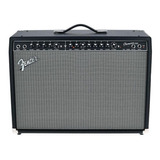 Amplificador Fender Champion Series 100 Transistor 100w Preto E Prata 110v