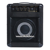 Amplificador Mackintec Demolidor 30 Combo 30w Preto 110v/220v