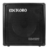 Amplificador Meteoro Ultrabass Bx200 250w Transistor Preto 110v/220v