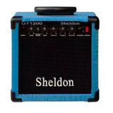 Amplificador Sheldon Gt1200 15w Azul