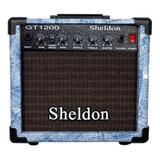 Amplificador Sheldon Gt1200 Combo 15w Jeans