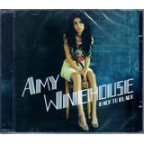 Amy Winehouse   Cd Back To Black Original Novo Lacrado