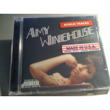 Amy Winehouse Back To Black Cd Lacrado Bonus Impor Frte 5 99