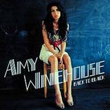Amy Winehouse Back To Black Cd Lacrado Fabrica Pop Rock Jazz