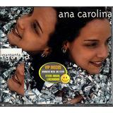 Ana Carolina Cd Single Garganta   Raro