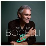 Andrea Bocelli Sì   Cd Música Clássica