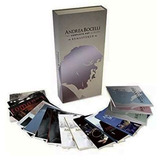 Andrea Bocelli The Complete Pop Albums Cd Box Pronta Entrega