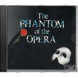 Andrew Lloyd Webber The Phantom Of The Opera Novo Lacr Orig