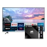 Android Tv Box Smart 4k Ultra Hd 8gb 2gb Ram Netflix Anatel