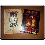 Angra Tour Book Temple Of Shadows E Aurora Consurgens