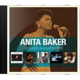 Anita Baker Original Album Series   Novo Lacrado Original
