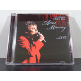 Anne Murray   An Intimate Evening With Live Cd Imp Country