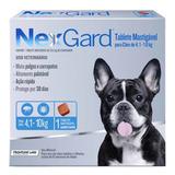 Antipulgas E Carrapatos Nex Gard 4 A 10 Kg (1) Promoção