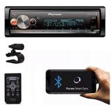 Aparelho De Som Usb Pioneer Mvh x300br Mp3 Mixtrax Bluetooth