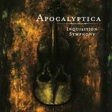 Apocalyptica Cd Inquisition Symphony Metallica Classico