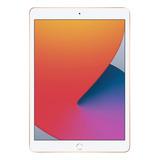 Apple iPad De 10.2 Wi-fi 128gb Dourado (8ª Geração)