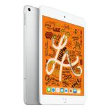 Apple iPad Mini De 7.9 Wi-fi + Cellular 64gb Prateado A2124 (5ª Geração)