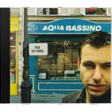 Aqua Bassino Rue De Paris   Novo Lacrado Original