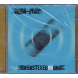 Aqua play   Cd Superstereophonic   Lacrado De Fábrica