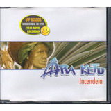 Ara Ketu Cd Single Incendeia   Lacrado