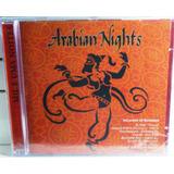 Arabian Nights Cd Novinho Raridade Dance Funk Eletronico Pop