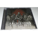 Arch Enemy   War Eternal  cd Lacrado