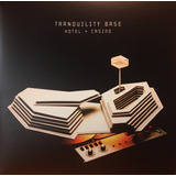 Arctic Monkeys Tranquility Base Cd Lacrado