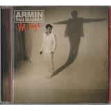 Armin Van Buuren   Cd Mirage   2010   Lacrado