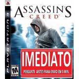 Assassins Creed 1 Ps3 Psn Midia Digital