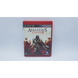 Assassins Creed 2   Ps3   Midia Fisica Em Cd Original