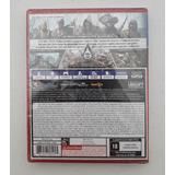 Assassins Creed Black Flag Ps4 Dublado Português Lacrado Cd
