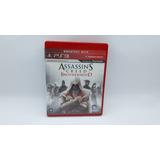 Assassins Creed Brotherhood   Ps3   Midia Fisica Em Cd