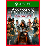 Assassins Creed Syndicate Xbox One   Offline