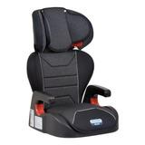 Assento Com Apoio Para Carro Burigotto Protege Reclinável Mesclado Negro
