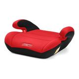 Assento Infantil Para Carro Multikids Baby Safe Booster Vermelho