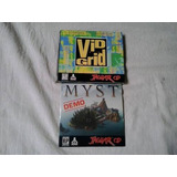 Atari Jaguar Myst  Vid Grid  Jaguar  Jogo Atari Cd Original