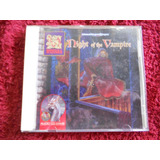 Audio Cd Game Night Of The Vampire Advenced Dungeons Dragons